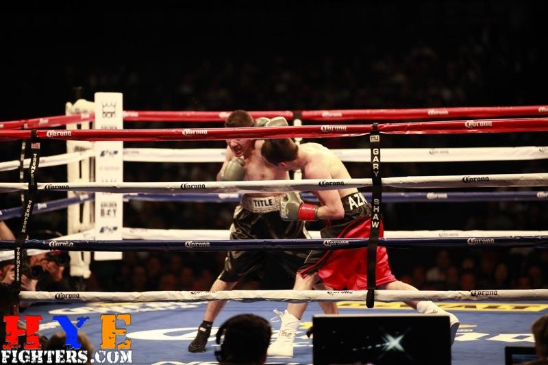 Azat Hovhanesyan vs Juan Reyes