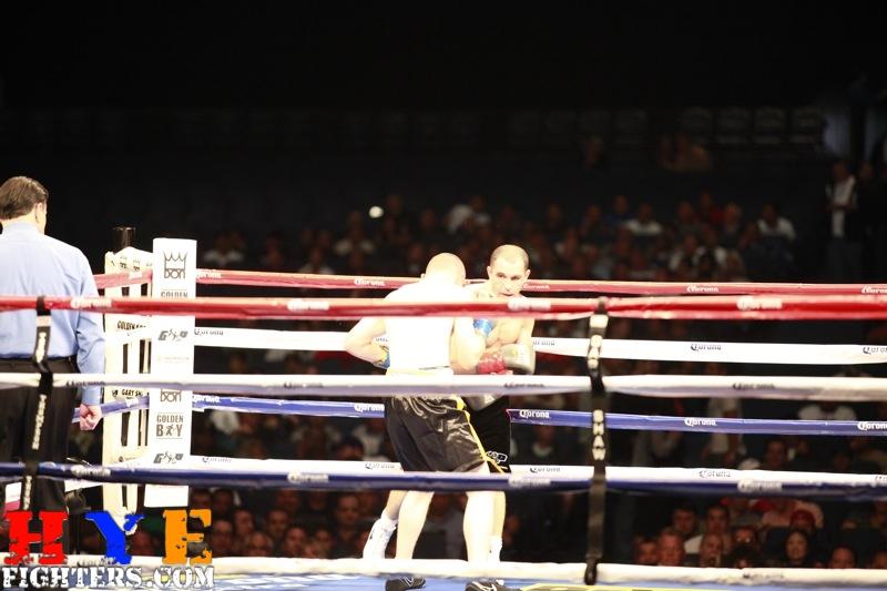 Artyom Hovhanessyan  VS Jose Alf