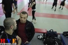 11/26/11 - Darchinyan Training
