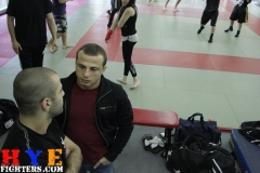 11/26/11 - Darchinyan Training