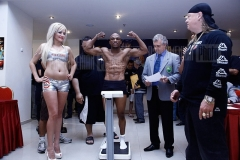 09/01/11 Ddarchinyan vs. Mbamba Weighins