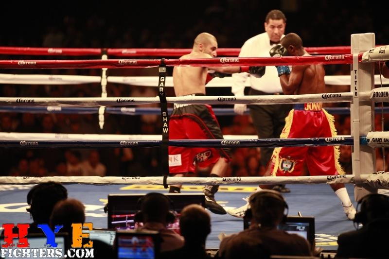 Carchinyan vs Perez