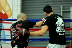 11/29/11 - Manny Gamburyan Training