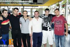 11/19/11 - Darchinyan Training