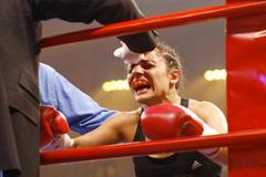 Suzi Kentikian vs. Arely Mucino July 17, 2010