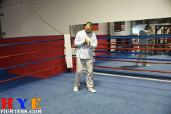 06/27/12 - Vanes Martirosyan Workout
