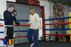 03/24/12 - HyeFighters Training