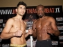 01/20/12 - Petrosyans Milan Weigh In