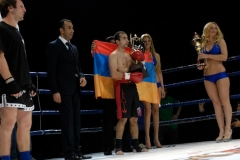 Vardan Mnatsakanyan vs Eteri Alto in Armenia - 11-21-10