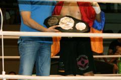 Vardan Mnatsakanyan wins WUFC K1 Belt in Portugal - Sept 4, 2010