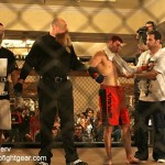 HyeFighter Jared Papazian WINS via UNANIMOUS DECISION - 10/16/09
