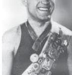 Vladimir Nikolaevich Yengibaryan - BOXING