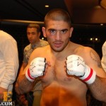 Opportunity knocks for HyeFighter Darabedyan