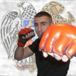 HyeFighter Hovik Zakarian Fighitng in France