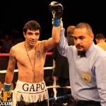 HyeFighter Gapo Tolmajyan wins VIA KO in the 1st