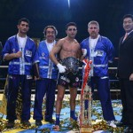 HyeFighter Giorgio Petrosyan out of May 29th Fight