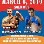 2 HyeFighters On The Same Card Darchinyan & Hovhannisyan