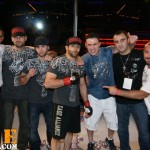 HyeFighters go four for five at Rage event