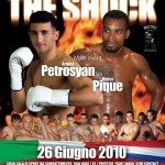 HyeFighter Armen Petrosyan Loses to Pique on Point in Italy