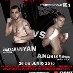 HyeFighter Vardan Mnatsakanyan in K1 Action