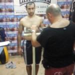 HyeFighter Vardan Mnatsakanyan TKO's Andres Martinez