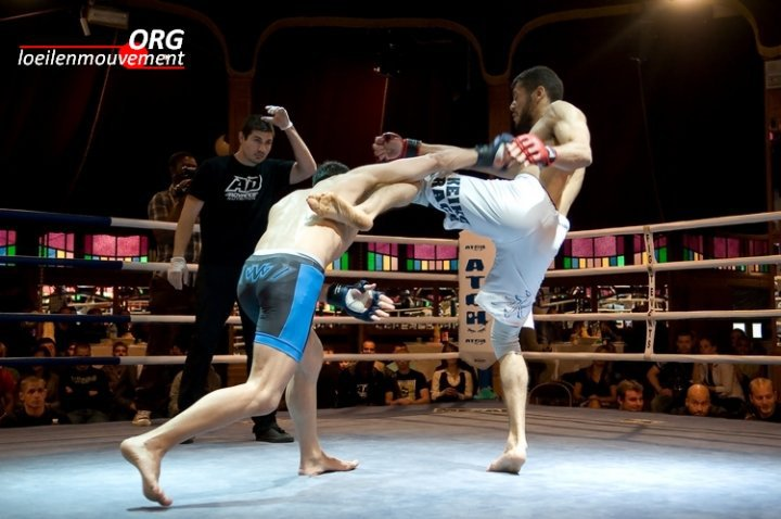 HyeFighter Araik Margarian Wins in 11 Seconds