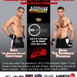 Viewing Party With HyeFIghters Sako & Sevak for UFC's Ultimate Fighter 12