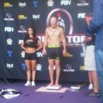 HyeFighter Georgi Karakhanyan Makes Weight for Bellator 28