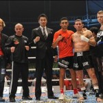 HyeFighters Gago Drago & Giorgio Petrosyan Both Win at K1 Worldmax in Korea