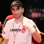 HyeFighter Bernetsyan Fighting in Vegas on Oct 16th