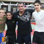 HyeFighter Gegard Mousasi Training at GFC Again