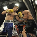 HyeFighter Gevorg Khatchikian Captures the IBO Youth Super Middleweight Title