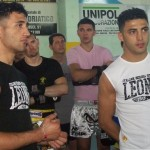 Petrosyan Brothers Victorious in Torino, Italy