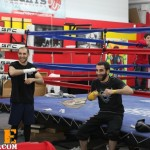 HyeFighters Training at GFC