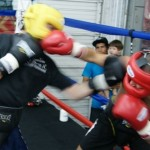 HyeFighters Darchinyan and Company putting in Work at GFC