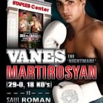 HyeFighter Martirosyan Ready For Roman