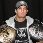 HyeFighter Gegard Mousasi Set To Face Izumi at Dream 17 on July 16, 2011
