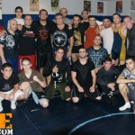 HyeFighters Wrestling Training