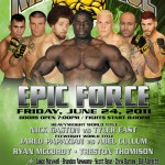 HyeFighter Jared Papazian In Title Fight This Friday