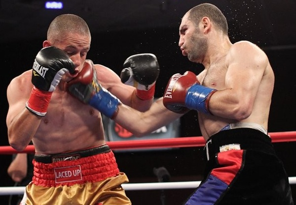 HyeFighter Hovhannisyan Destroys Marquez, Then Knocks Him Out
