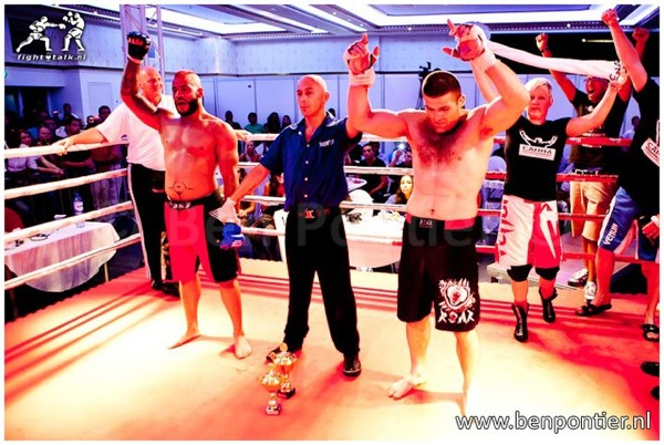 HyeFighter Darpinyan WINS In Holland