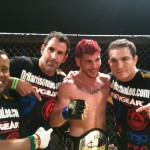 HyeFighter Jared Papzian WINS the King Of The Cage Fly Weight Championship