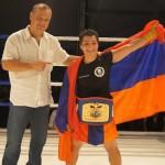 HyeFighter Boza Wins Women's Championship