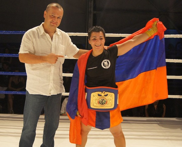 HyeFighter Boza Wins Women's Championship