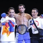 HyeFighter Mousasi Defends His Title By TKO In The 1st Round