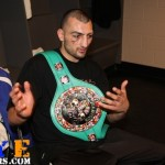 HyeFighter Martirosyan Looking At Other Fights