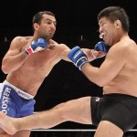 HYEFIGHTER of the Month: July 2011 Gegard Mousasi