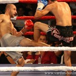 HyeFighter Mnatsakanyan Puts Up A Great Fight in Spain