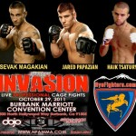 3 HyeFighters Fighting In Burbank, CA On October 29th