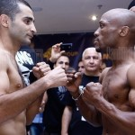 HyeFighters Make Weight in Armenia - Darchinyan Ready